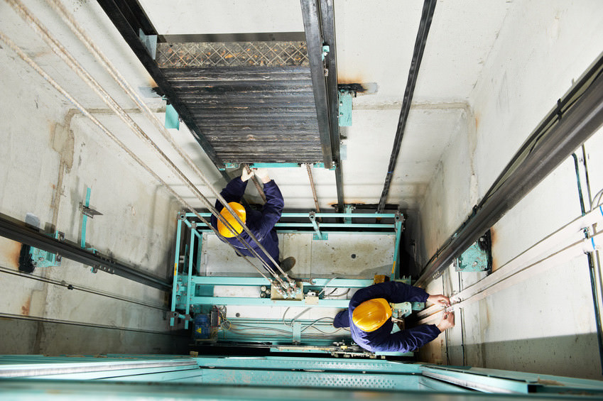 inspeccion ascensor comunidad